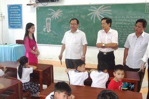 Cà Mau: Hơn 49% trường học đạt chuẩn quốc gia