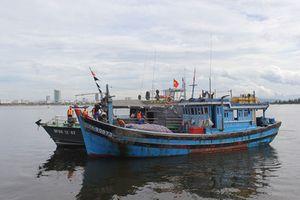 3 tàu cá, 21 ngư dân bị Thái Lan bắt giữ