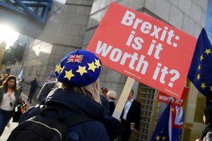 1.000 tỉ USD đang chảy khỏi Anh vì Brexit