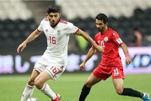 Chơi thong thả, Iran vẫn vùi dập Yemen 5-0