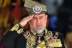 Quốc vương Malaysia thoái vị sau khi cưới hoa hậu Nga