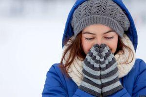 Mẹo hay: Giữ ấm cơ thể cực hay trong ngày rét