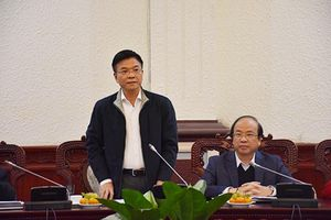 Chính phủ đề xuất điều chỉnh Chương trình xây dựng luật, pháp lệnh năm 2019