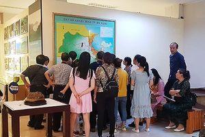 Bảo tàng Đà Nẵng ra mắt Hệ thống thuyết minh đa ngữ qua thiết bị di động