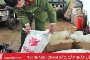 Phát hiện tiệm bánh mỳ ở Lộc Hà dùng nguyên liệu kém chất lượng