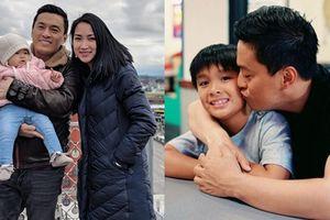 Mặc thiên hạ đồn sắp ly hôn, Lam Trường tiết lộ bà xã Yến Phương rất yêu chiều con chồng