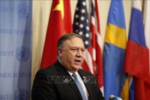 Ngoại trưởng Mỹ công du Trung Đông với nhiều cam kết với các nước Arab