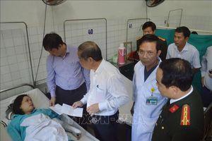 Khẩn trương đưa người thân sinh viên bị nạn trên đèo Hải Vân ra Đà Nẵng