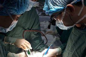Cứu sống bệnh nhân bị vỡ tim do thanh gỗ lớn đập mạnh vào ngực