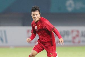 Tuyển thủ Quang Hải lọt top 10 Gương mặt trẻ tiêu biểu Thủ đô 2018
