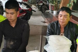 Thanh Hóa: Bắt đối tượng vận chuyển hơn 17.000 viên ma túy tổng hợp