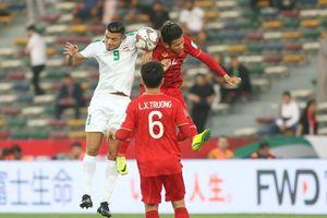 Hai lần dẫn bàn, tuyển Việt Nam vẫn trắng tay trước tuyển Iraq
