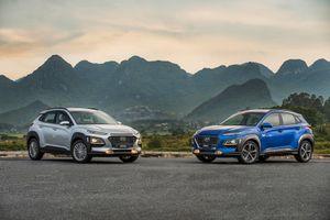Thị trường xe nhiều biến động, xe Hyundai vẫn bán chạy gấp đôi năm 2017