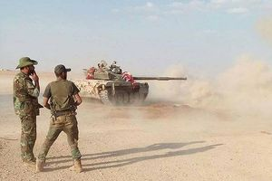 Quân đội Syria bẻ gãy cuộc tập kích của 'quân nổi dậy', diệt một số phần tử thánh chiến