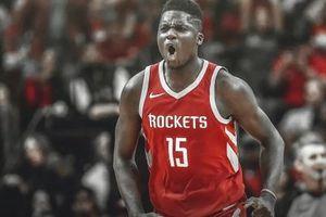 Bùng nổ cùng Houston Rockets, Capela tự nhận mình ở tầm All-Star