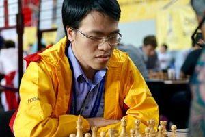 Kỳ thủ Lê Quang Liêm vô địch giải đấu tại Mỹ