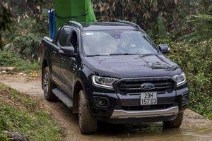 Ford Ranger tiếp tục là mẫu xe bán tải ăn khách nhất Việt Nam