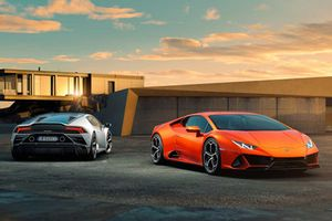 Siêu xe Lamborghini Huracan EVO có giá gần 262.000 USD