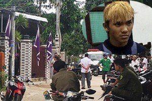 Lời khai rùng mình của 'nghịch tử' ngáo đá giết chết mẹ và em trai ở Khánh Hòa