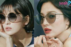 Song Hye Kyo khẳng định vẻ đẹp đẳng cấp nữ thần dù đã 38 tuổi trong loạt ảnh quảng cáo mới nhất