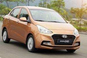 Hyundai Grand i10 là mẫu xe bán chạy nhất của Hyundai Thành Công trong năm 2018