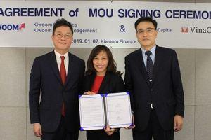 'Bắt tay' Kiwoom, VinaCapital mở đường sang thị trường Hàn Quốc