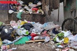 Hà Đông, Hà Nội: Cư dân chung cư BMM khổ sở vì rác thải không được thu gom