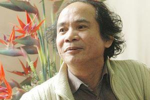 Nhà thơ – Nhạc sĩ Nguyễn Trọng Tạo ngừng hát 'đồng dao' để về với 'sông quê'