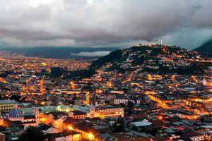 Quito, thành phố di sản đầu tiên của UNESCO