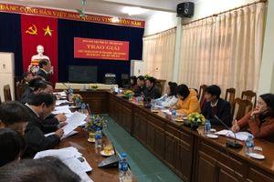 Yên Bái: Thực hiện tốt quy chế dân chủ ở xã, phường, thị trấn