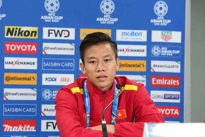 Đội trưởng ĐT Việt Nam nói gì trước trận ra quân Asian Cup 2019?