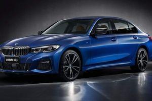 BMW 3-Series ra mắt phiên bản trục cơ sở dài tại Trung Quốc