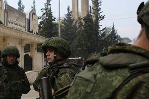 Quân đội Nga tuần tra lãnh địa của người Kurd sau khi Mỹ rút quân