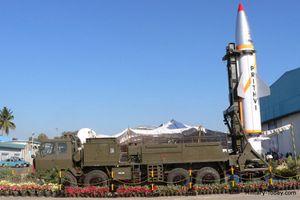 Prithvi -Tên lửa đạn đạo chiến thuật tầm ngắn uy lực của Ấn Độ