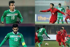Những cầu thủ Iraq từng ôm hận trước Việt Nam