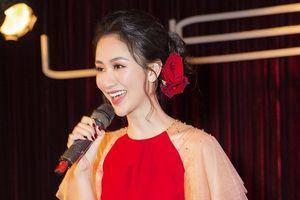 Sau tin đồn ở ẩn lấy chồng, Á hậu Hà Thu tái xuất, muốn bứt phá trong âm nhạc