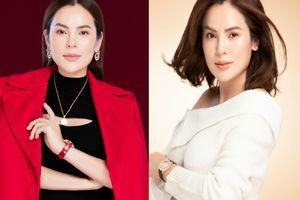 Hoa hậu Phương Lê khoe đồng hồ trị giá hàng tỷ đồng trong bộ ảnh mới
