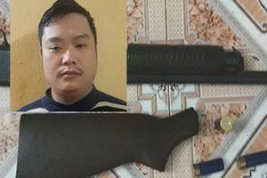 Hải Phòng: Chờ thi hành án, đối tượng tiếp tục vận chuyển vũ khí cấm