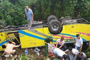 Tai nạn đèo Hải Vân: Trường Cao đẳng Kiên Giang hỗ trợ các nạn nhân