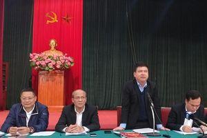 Hà Nội: Tặng quà cho các đối tượng chính sách dịp Tết Nguyên đán
