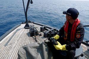 Indonesia nối lại chiến dịch tìm kiếm thiết bị ghi âm của máy bay Lion Air