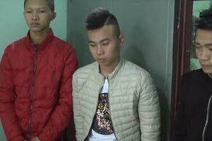 Hai nhóm thanh niên hỗn chiến bằng súng, kiếm ở Thanh Hóa