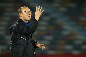'Thầy Park nói chúng tôi cố lên, Việt Nam vẫn còn 2 trận mà'