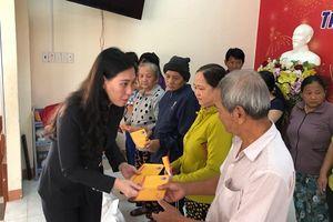 Quảng Ngãi trao 2.000 suất quà cho người nghèo đón Tết