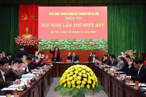 Công tác xây dựng Đảng TP Hà Nội: Tạo nền tảng quan trọng để phát triển