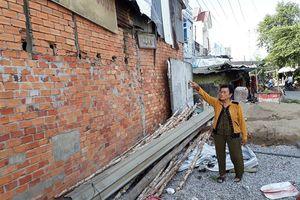 Chủ tịch xã Tân Lộc là người thuê tháo dỡ nhà dân!