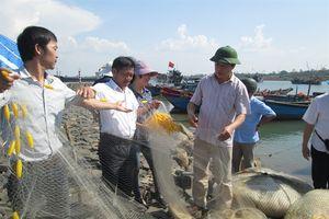 Mô hình 'lưới rê chuồn khơi' cho thu nhập cao