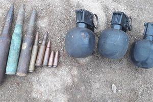 Bắt lâm tặc tấn công cán bộ lâm trường và tàng trữ nhiều vũ khí nóng