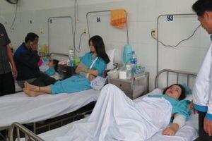 Vụ tai nạn trên đèo Hải Vân: Nhà trường sẽ lo toàn bộ chi phí