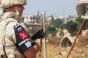 Tin quân sự: Nga bắt đầu triển khai lính tuần tra tại Manbij của Syria